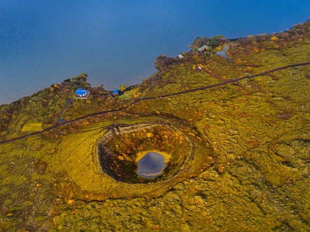 Национальный парк Тингведлир. Совет исландских викингов
