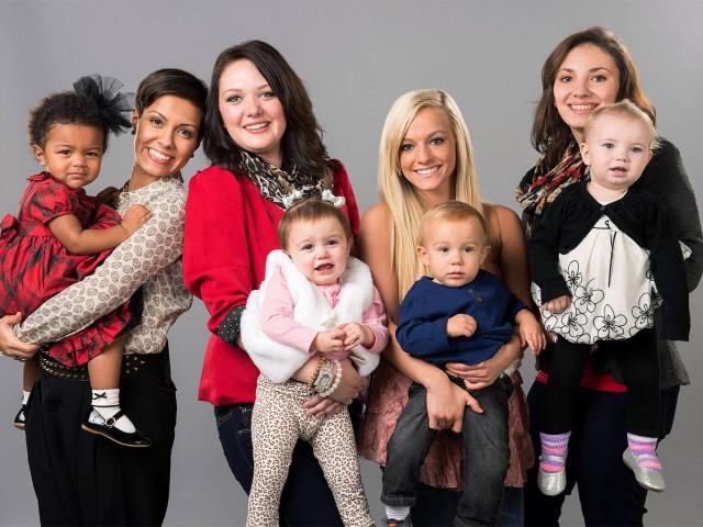 Беременна в 16: Дочки-матери [16+]