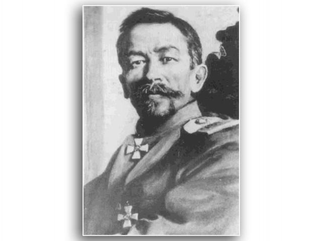 Дело N (Антон Деникин. Генерал-доброволец)